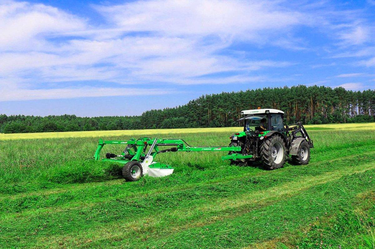 KDC sērijas pļaujmašīnas