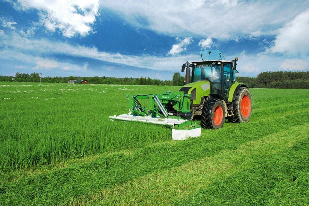 KDF sērijas pļaujmašīnas