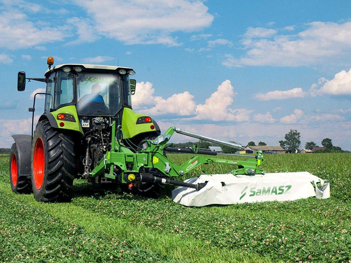 KDTC sērijas pļaujmašīnas