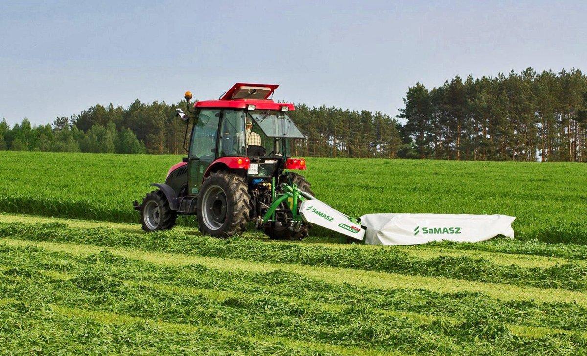SAMBA sērijas pļaujmašīnas